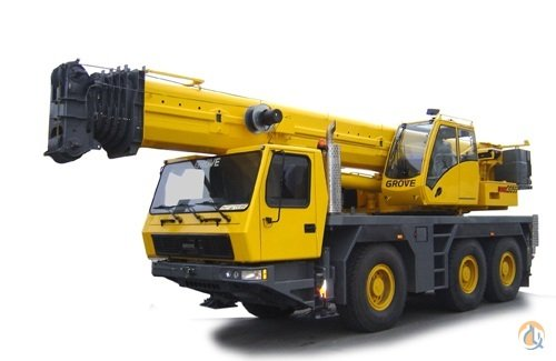 Sold 2006 Grove GMK3055 Crane for  in Chicago Illinois on CraneNetwork.com