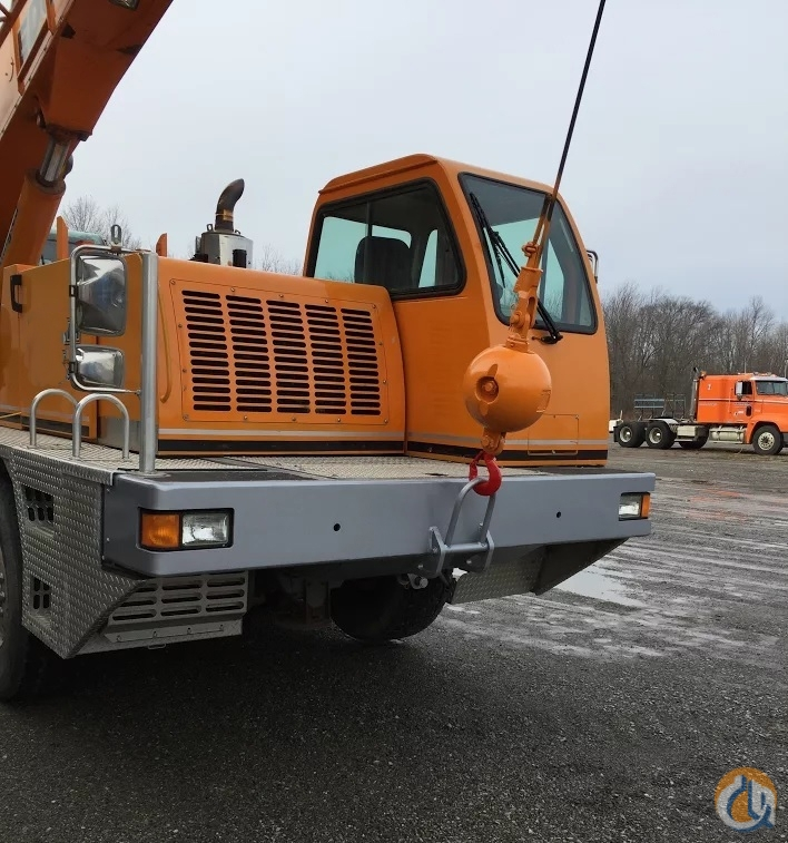 2007 Terex T560-1 Crane for Sale in Oakville Ontario on CraneNetwork.com