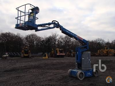 2012 GENIE Z3020N RJ Crane for Sale on CraneNetwork.com