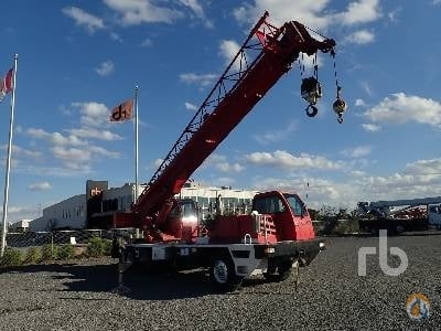 Sold 2006 TEREX T340-1XL Crane for  in Humble Texas on CraneNetwork.com