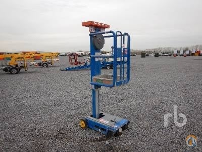 Sold 2012 POWER TOWER PECOLIFT PLUS Crane for  in Zevenbergen Noord-Brabant on CraneNetwork.com