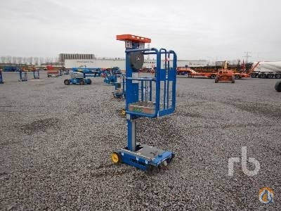 Sold 2012 POWER TOWER PECOLIFT Crane for  in Zevenbergen Noord-Brabant on CraneNetwork.com