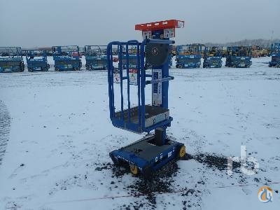 Sold 2013 POWER TOWER PECOLIFT Crane for  in Zevenbergen Noord-Brabant on CraneNetwork.com