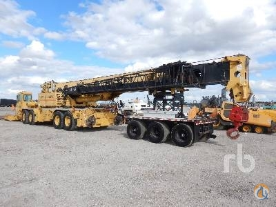 Sold 1995 GROVE TM9120 Crane for  in Davenport Florida on CraneNetwork.com