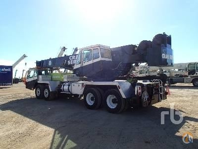 Sold 1980 pamph T400 Crane for  in Davenport Florida on CraneNetwork.com