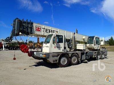 Sold 2005 TEREX T5601 Crane for  in Davenport Florida on CraneNetwork.com