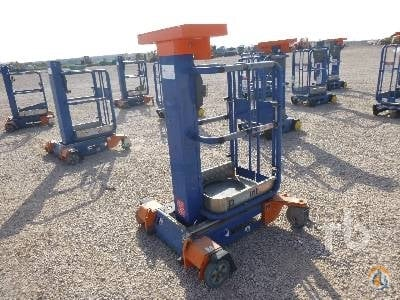 Sold 2013 POWER TOWER PECOLIFT Crane for  in Ocaa Castilla-La Mancha on CraneNetwork.com