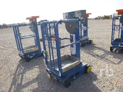 Sold 2012 POWER TOWER PECOLIFT Crane for  in Ocaa Castilla-La Mancha on CraneNetwork.com