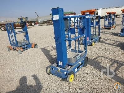 Sold 2013 POWER TOWER PECOLIFT PLUS Crane for  in Ocaa Castilla-La Mancha on CraneNetwork.com