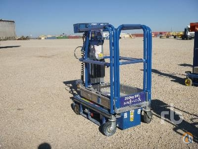 Sold POWER TOWER NANO SP Crane for  in Ocaa Castilla-La Mancha on CraneNetwork.com