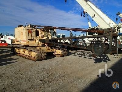 Sold 1988 LINK-BELT LS98C Crane for  in Davenport Florida on CraneNetwork.com