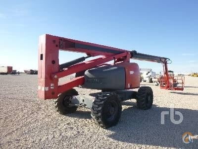 Sold 2008 HAULOTTE HA260PX Crane for  in Ocaa Castilla-La Mancha on CraneNetwork.com