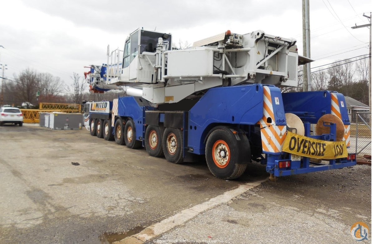 2001 Demag AC500-1SSL All Terrain CBJ803 Crane for Sale on CraneNetwork.com