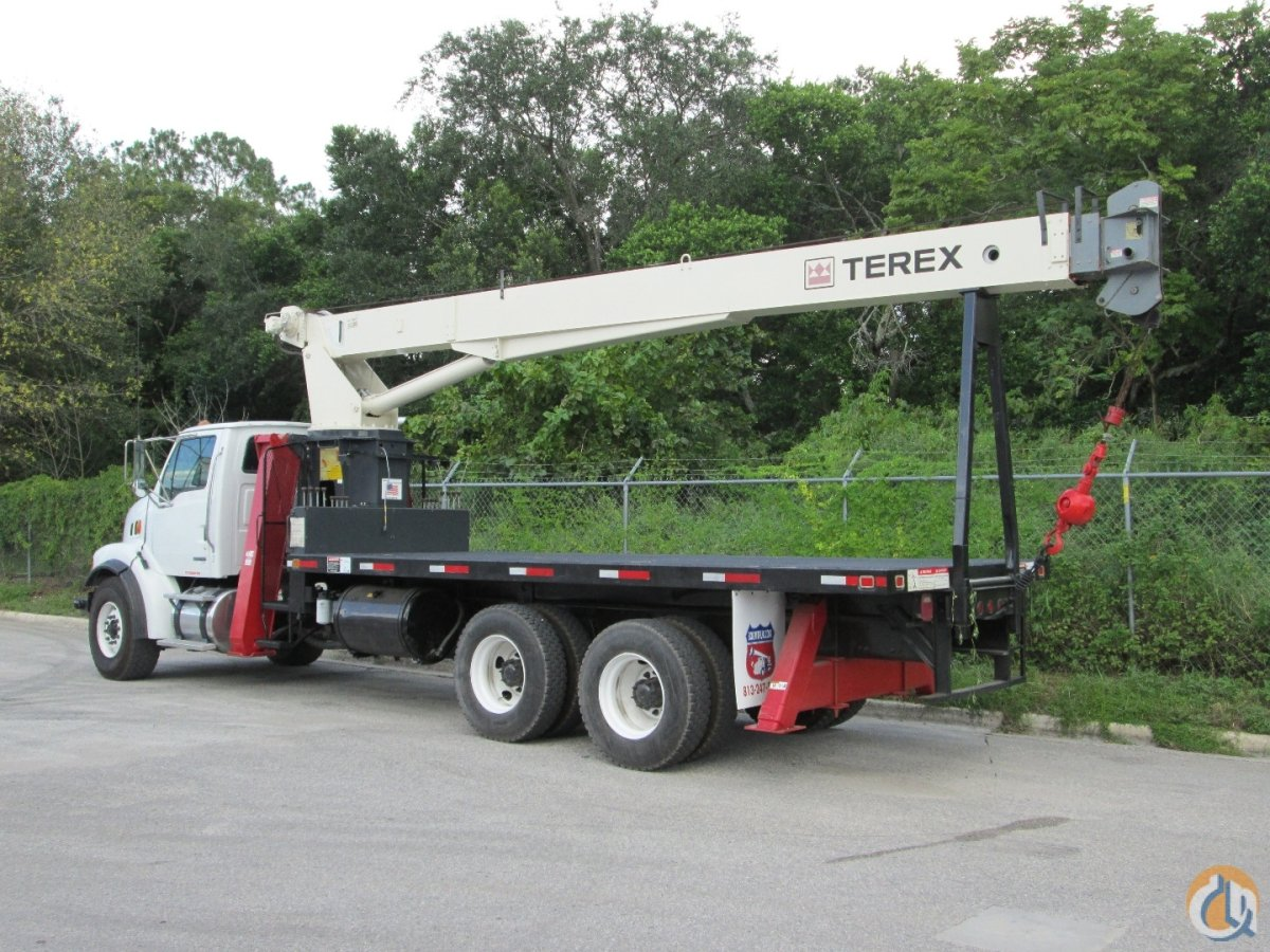Sold 2006 Terex BT3470 17 Ton on a 2006 Sterling L7500 Tandem. Crane for  in Tampa Florida on CraneNetwork.com