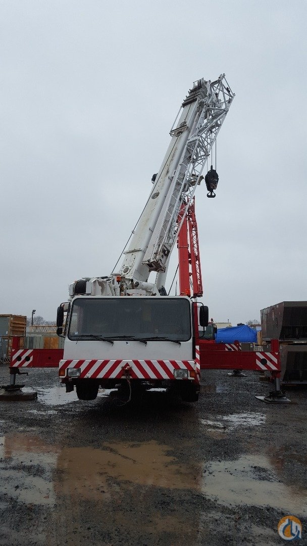 150 TON WITH 184 FEET BOOM   69 JIB Crane for Sale on CraneNetwork.com