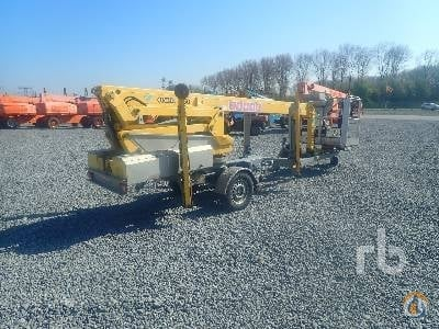 2006 OMME 1550EBZX Crane for Sale in Zevenbergen Noord-Brabant on CraneNetwork.com