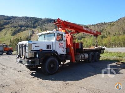1990 INTERNATIONAL F5070 Crane for Sale in Steady Brook Newfoundland and Labrador on CraneNetwork.com