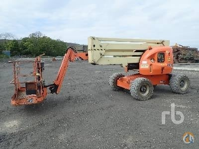 2011 JLG 450AJ Crane for Sale in Maltby England on CraneNetwork.com