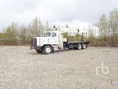 1990 KENWORTH C500 Crane for Sale in Wasilla Alaska on CraneNetwork.com