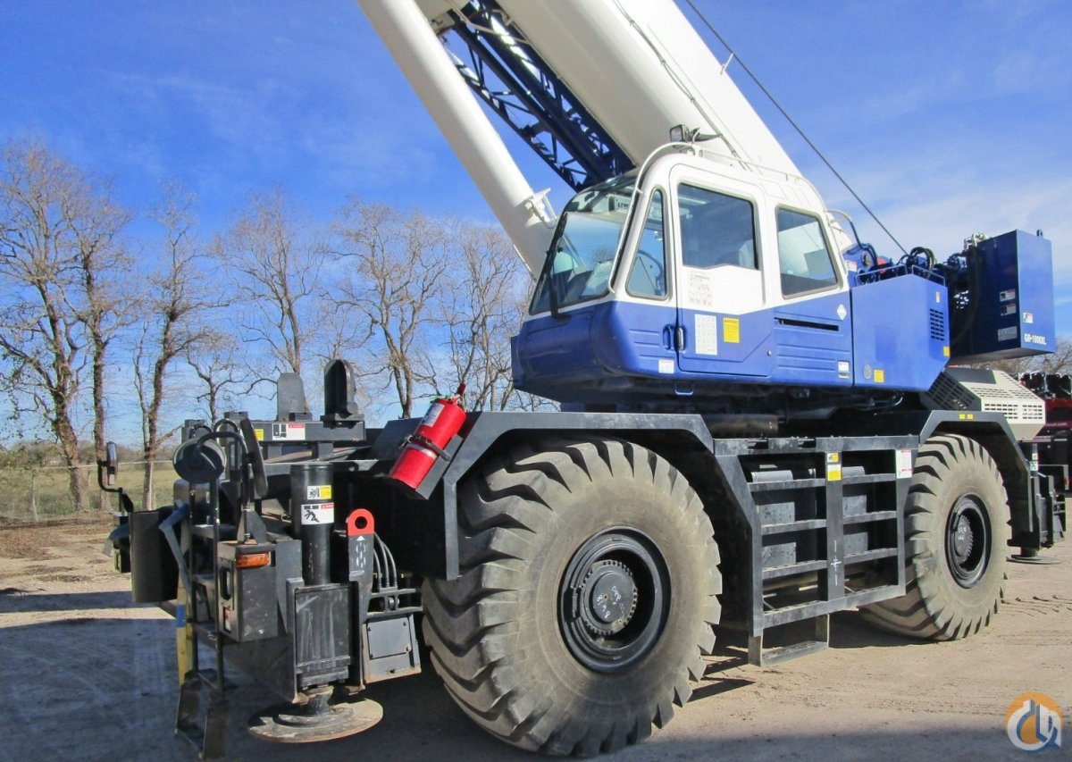 2015 Tadano GR-1000XL-3  For Sale Lease Crane for Sale or Rent in Houston Texas on CraneNetwork.com
