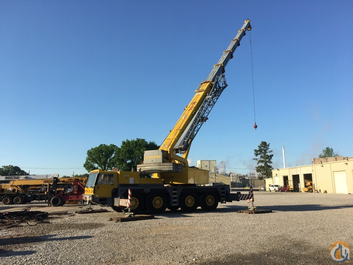 Sold 1998 Liebherr LTM 1090-2 Reduced Price Crane for  in Memphis Tennessee on CraneNetwork.com