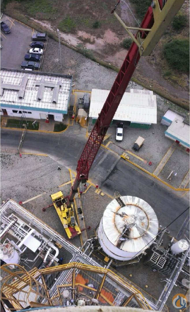 Krupp KMK 4070 Crane for Sale in Barquisimeto Lara on CraneNetwork.com