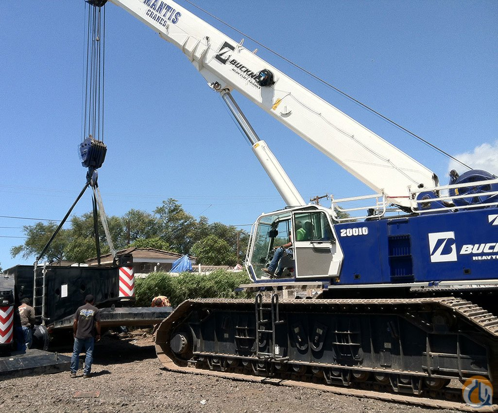 Mantis 20010 Crane for Sale in Houston Texas on CraneNetwork.com