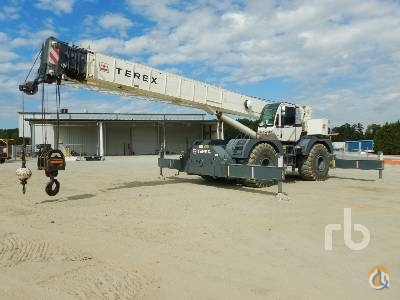 2011 TEREX RT670 Crane for Sale in Newnan Georgia on CraneNetwork.com