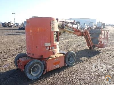 2012 JLG E300AJPN Crane for Sale in Davenport Florida on CraneNetwork.com