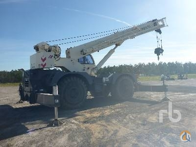 2013 TEREX RT670-1 Crane for Sale in Davenport Florida on CraneNetwork.com