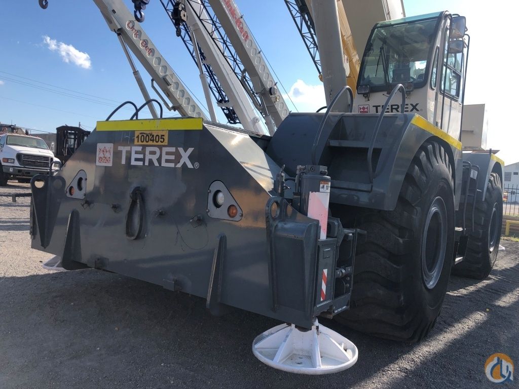 2011 Terex RT670-1 70 Ton Rough Terrain Crane CranesList ID 360 Crane for Sale on CraneNetwork.com