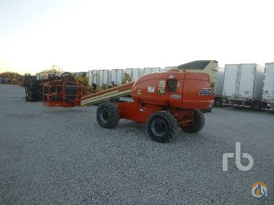 1997 JLG 600S Crane for Sale in Morris Illinois on CraneNetwork.com