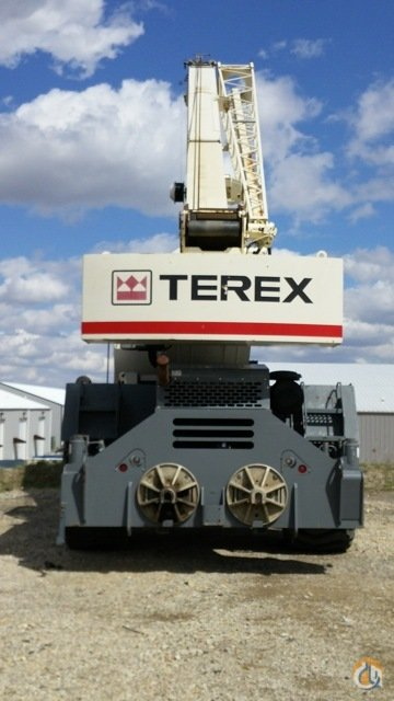 Terex RT780 Rough Terrain Crane For Sale Crane for Sale on CraneNetwork.com