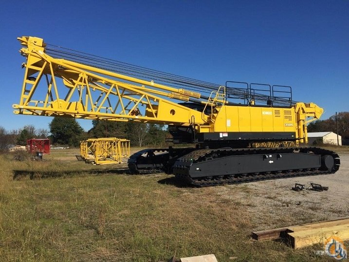 2017 Kobelco CK1600G Crane for Sale or Rent in Lexington South Carolina on CraneNetwork.com
