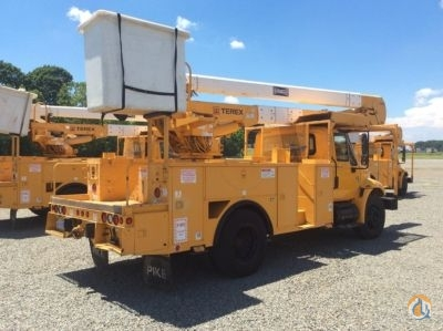 Sold 2007 Hi-Ranger 4300 Crane for  in Concord North Carolina on CraneNetwork.com