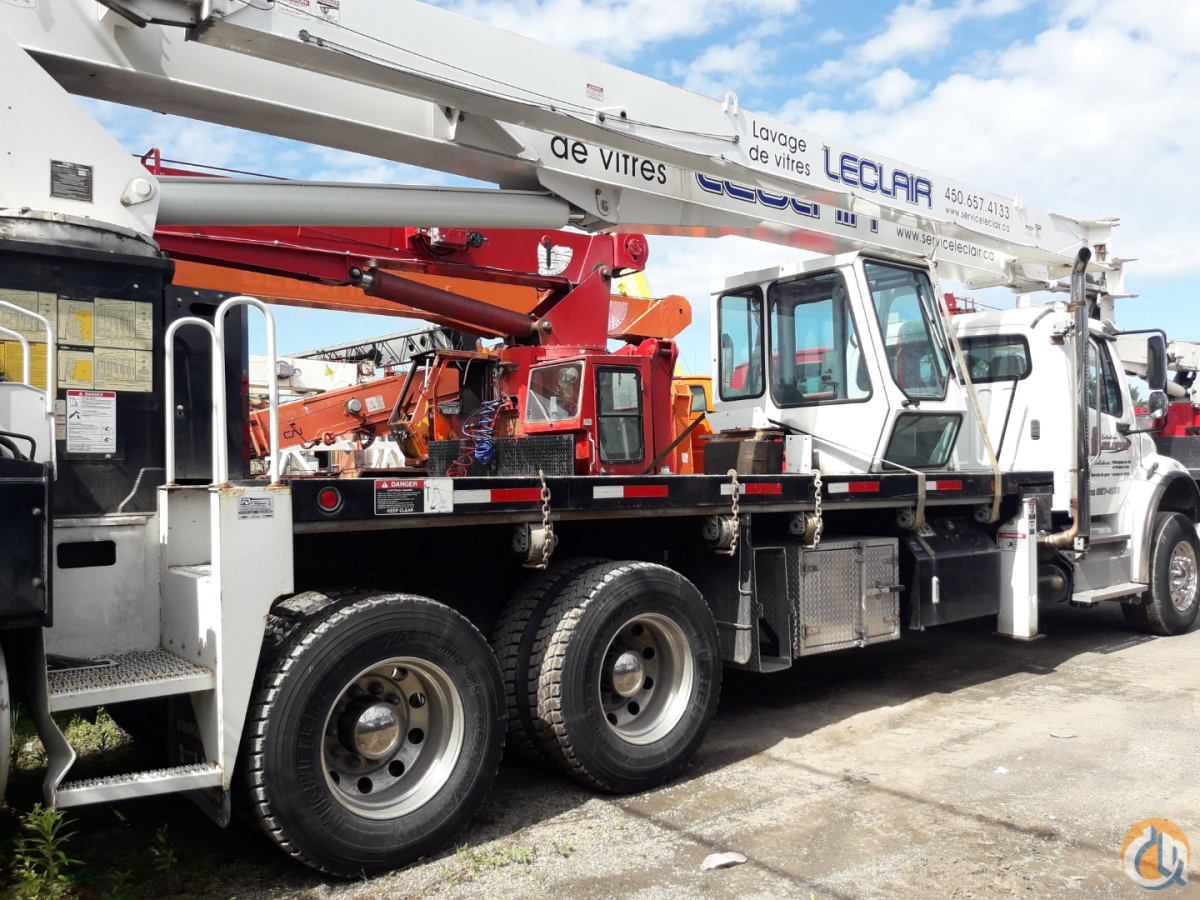 2012 ALTEC AC25-95 Crane for Sale or Rent in Laval Quebec on CraneNetwork.com