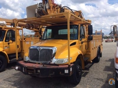 Sold 2006 International 4300 Crane for  in Concord North Carolina on CraneNetwork.com