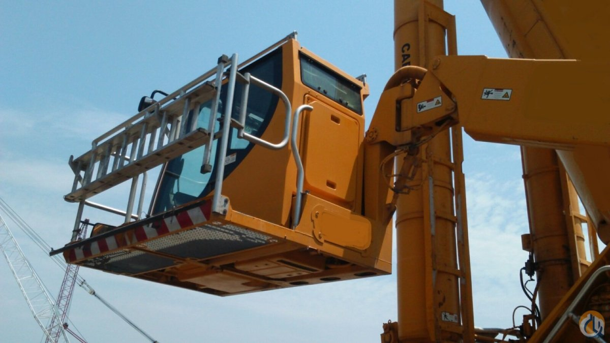 2010 LTM 11200-9.1   ALL TERRAIN 1200 TON   WITH  WIND MILL BOOM PACKAGE Crane for Sale on CraneNetwork.com
