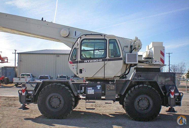 2013 TEREX RT230-2 30 TON CPACITY CRANE FOR SALE Crane for Sale in Pflugerville Texas on CraneNetwork.com