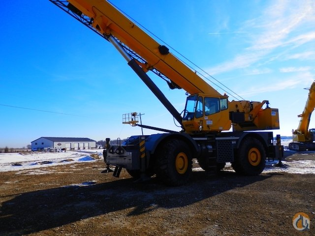 2011 Grove RT880E Crane for Sale on CraneNetwork.com