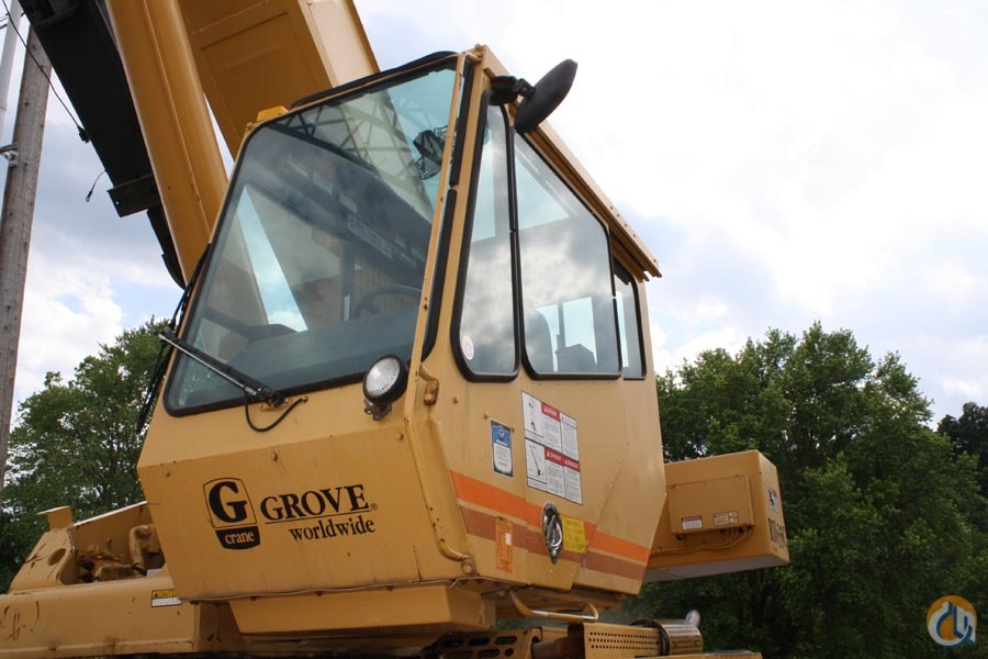 Grove RT635C Rough Terrain Crane For Sale Crane for Sale on CraneNetwork.com