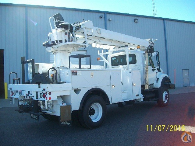2011 Altec DC47-BR Crane for Sale in Mount Airy North Carolina on CraneNetworkcom
