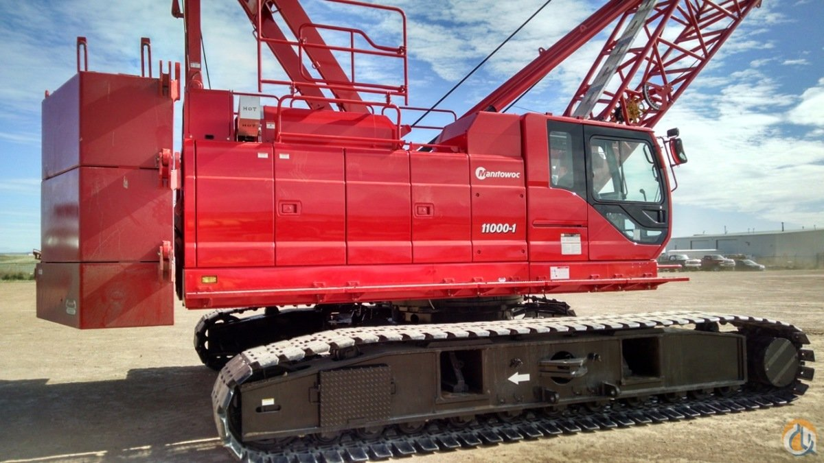 2014 Manitowoc 11000-1 Crane for Sale on CraneNetwork.com