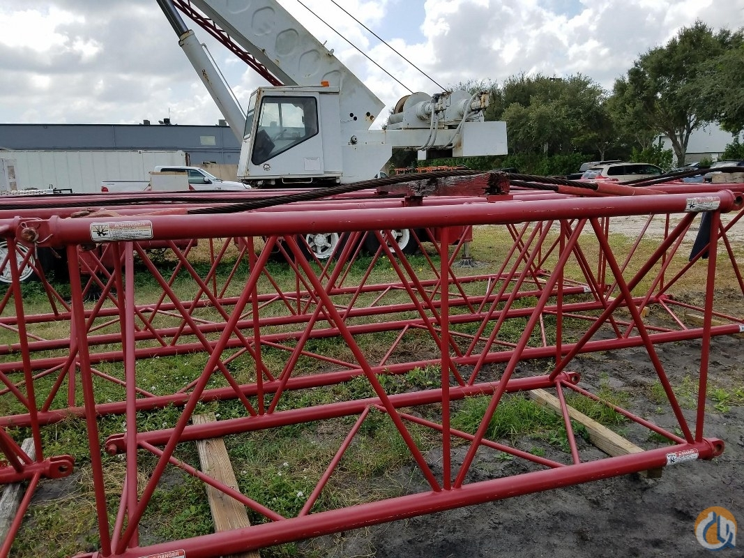 2003 Manitowoc 222 Crane for Sale in West Palm Beach Florida on CraneNetwork.com