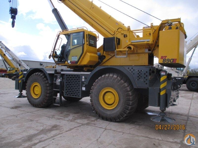 2015  Grove RT890E Crane for Sale on CraneNetwork.com