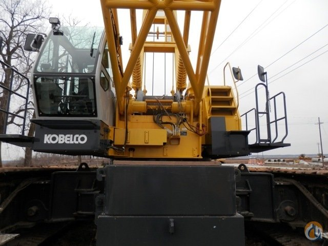 2015 Kobelco CK2000-II Crane for Sale on CraneNetworkcom