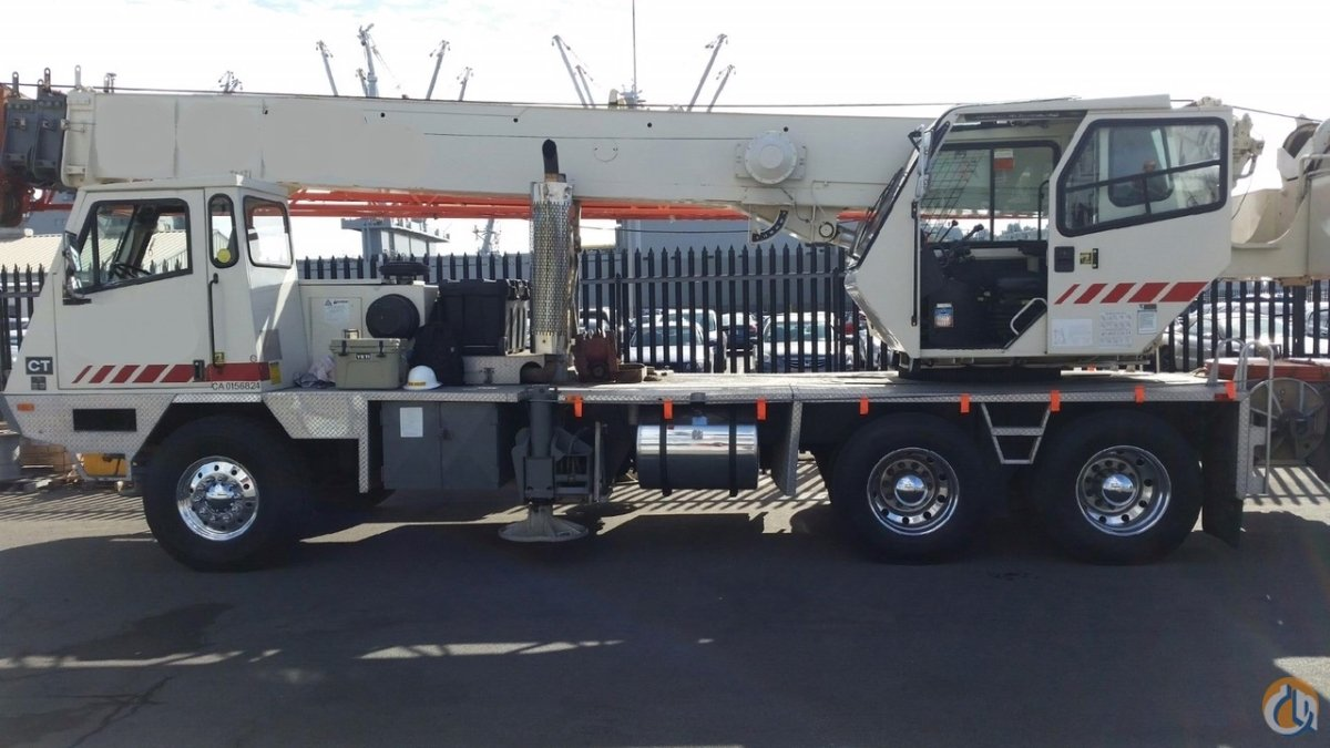 1998 Terex T 340 Hydraulic Truck Crane for Sale on CraneNetwork.com