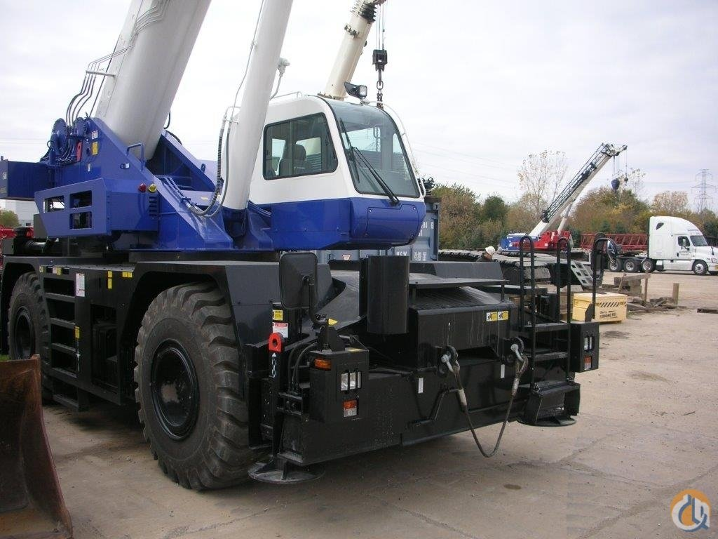 2016 tadano GR550XL-3 Crane for Sale in  Iowa on CraneNetworkcom