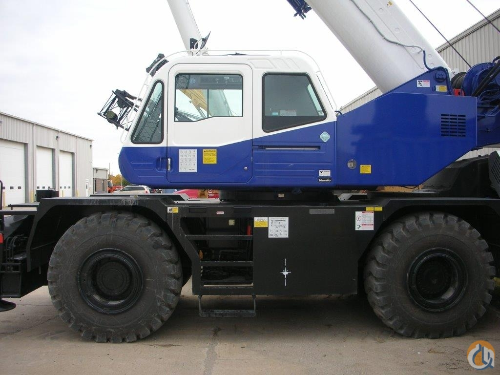 2016 Tadano GR550XL-3 Crane for Sale on CraneNetworkcom