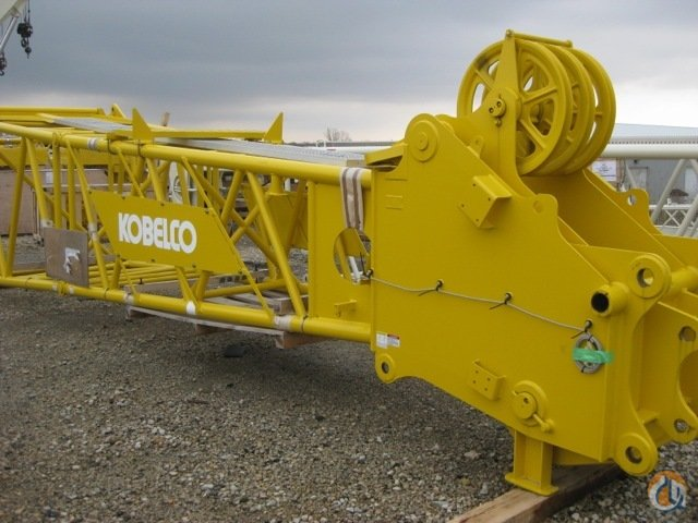 2016 Kobelco CK1600G Crane for Sale on CraneNetwork.com